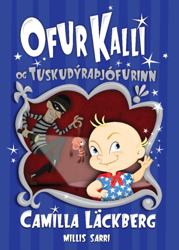 Ofur-Kalli og tuskudýraþjófurinn