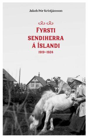 Fyrsti sendiherra Íslands - kápumynd
